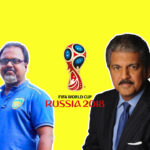 "Anand Mahindra Switches To Shaiju Damodaran's ""Pumped Up"" Malayalam Commentary To Watch 2018 FIFA World Cup"