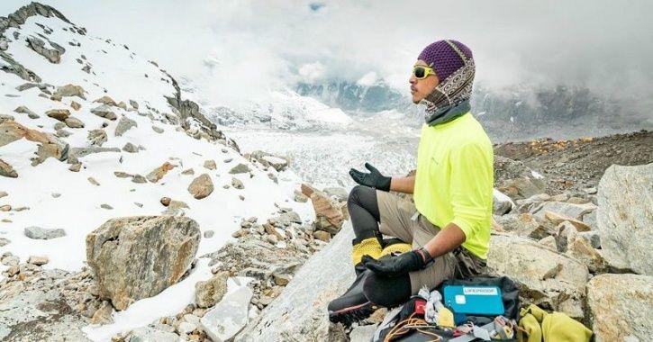 Arjun Vajpai Climbs Kangchenjunga,World's Third Highest Mountain
